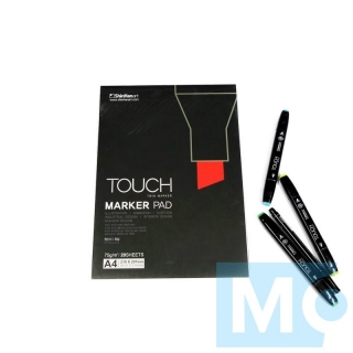 Blok A4 TOUCH Marker Pad, 50 listov