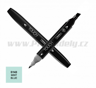 B143 Mint blue TOUCH Twin Marker