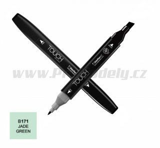 B171 Jade green TOUCH Twin Marker