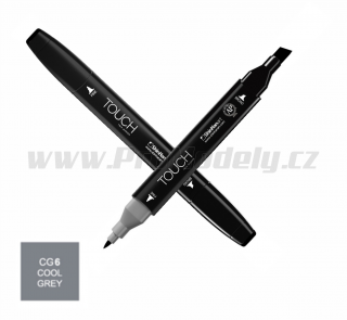 CG6 Cool grey TOUCH Twin Marker