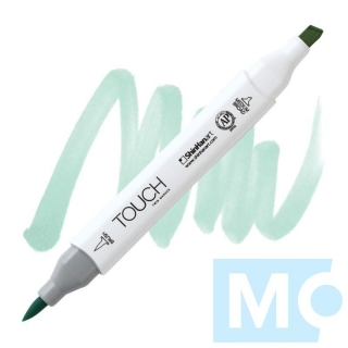 B68 Turquoise blue TOUCH Twin Brush Marker