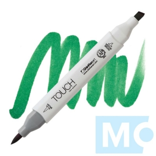 G55 Emerald green TOUCH Twin Brush Marker
