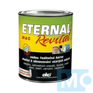 Eternal mat Revital, žltá 0,35kg