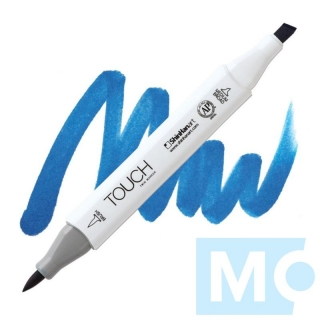 PB70 Royal blue TOUCH Twin Brush Marker