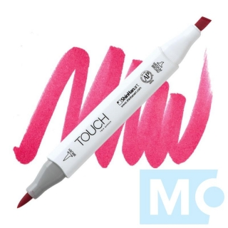 R5 Cherry pink TOUCH Twin Brush Marker