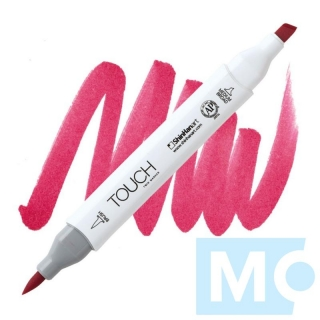 R10 Deep red TOUCH Twin Brush Marker