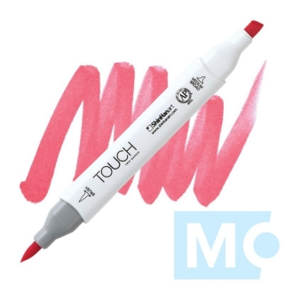 R13 Scarlet TOUCH Twin Brush Marker
