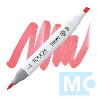 R16 Coral pink TOUCH Twin Brush Marker