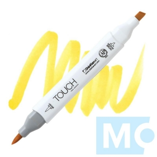 Y35 Lemon yellow TOUCH Twin Brush Marker