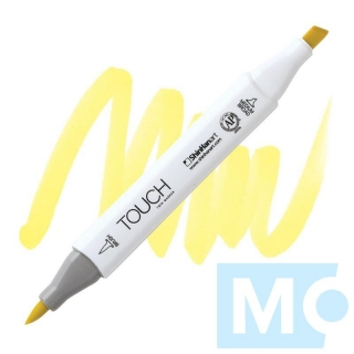Y45 Canaria yellow TOUCH Twin Brush Marker