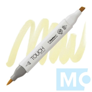 Y49 Pastel green TOUCH Twin Brush Marker
