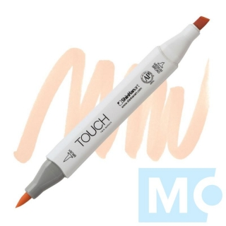 YR25 Salmon pink TOUCH Twin Brush Marker