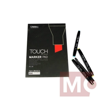 Blok A4 TOUCH Marker Pad, 20 listov
