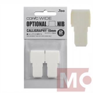 Hrot Copic Wide CALLIGRAPHY 18mm, 1ks