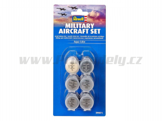 "Revell AQUA sada ""Military Aircraft Set"""