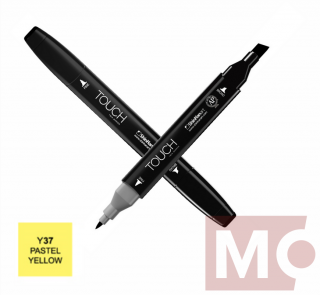 Y37 Pastel yellow TOUCH Twin Marker